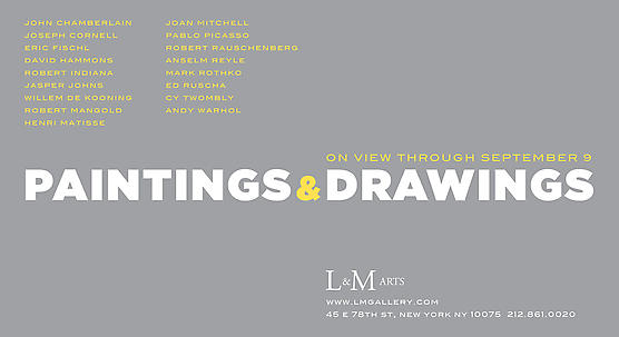 July 7 - September 9, 2008 -  - Paintings & Drawings - Exhibitions