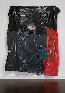 Untitled, 2010mixed media108 x 84 inches...