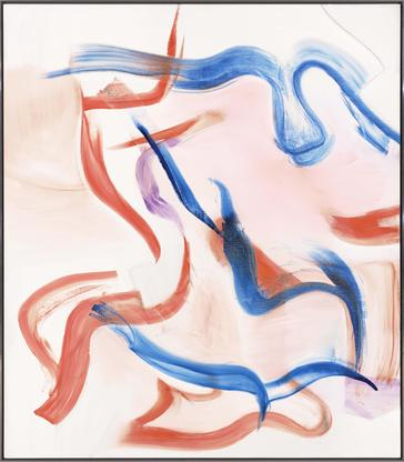 Willem de Kooning Untitled XLII 1983 oil on canvas...