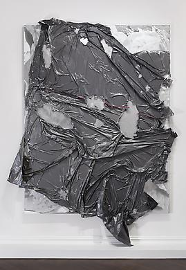 Untitled, 2009mixed media92 x 72 inches...