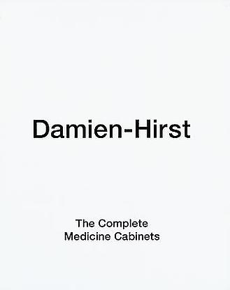 - Medicine Cabinets - Damien-Hirst - Publications